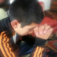 Saul prays for his mother's release