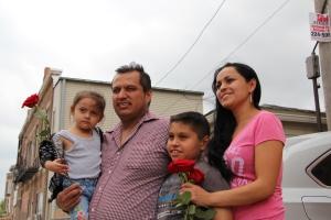 The Salmeron Family